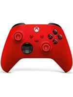 Bezdrátový ovladač pro Xbox - Červený (XSX)