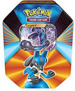 Karetní hra Pokémon TCG - V Forces Tin - Lucario V