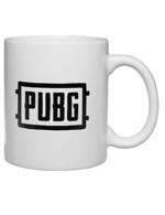 Hrnek PUBG - Logo (bílý)