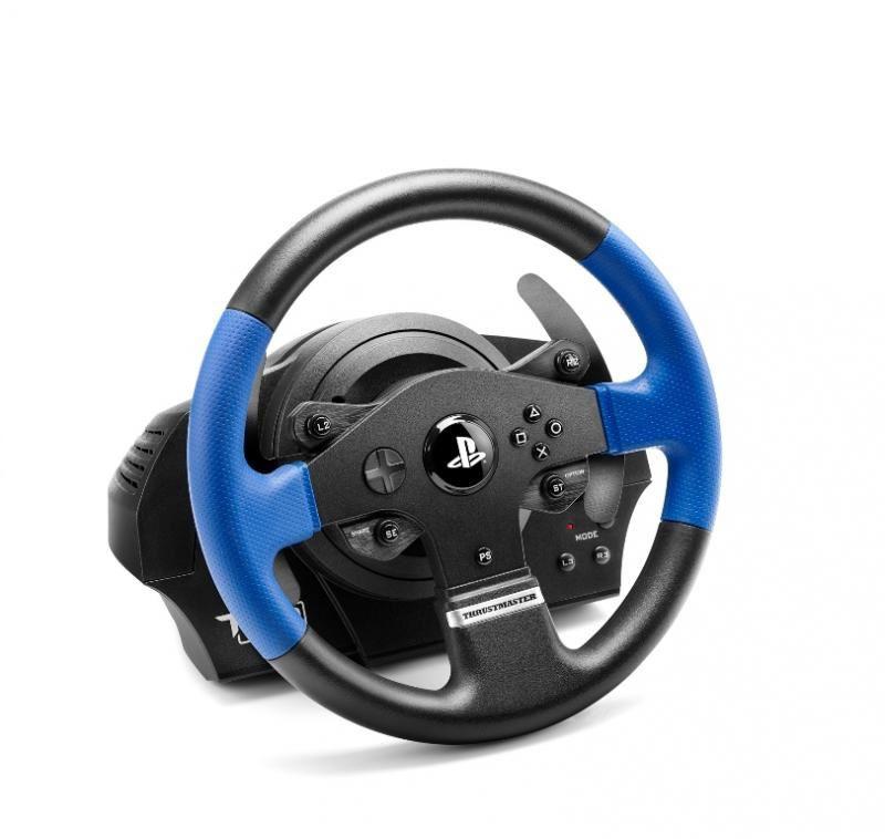 Sada volantu a pedálů Thrustmaster  T150 (PS5, PS4, PS4 PRO, PS3 a PC) (PC)