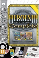 Heroes of Might and Magic 3 Complete (PC)