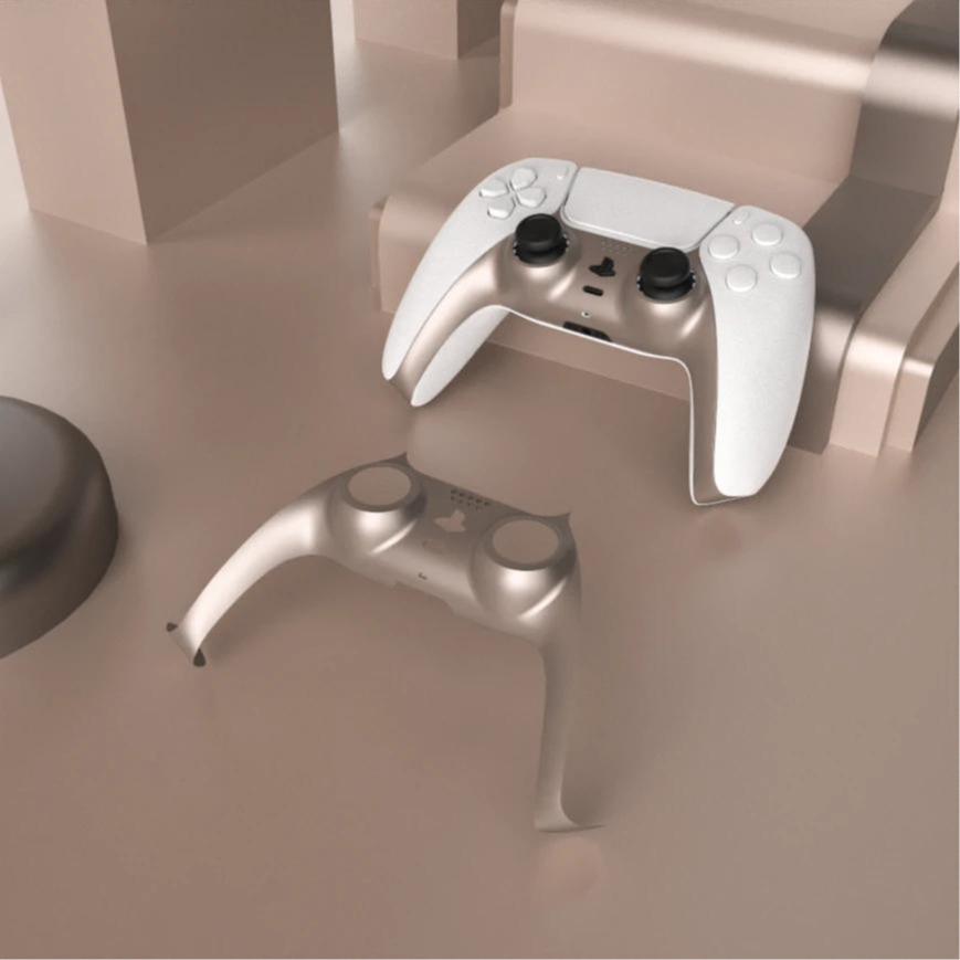 Kryt na DualSense - Rose Gold (PS5)
