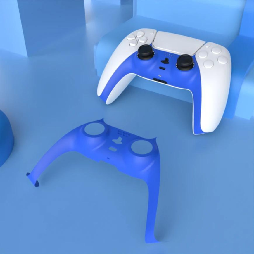 Kryt na DualSense - modrý (PS5)