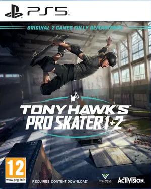 Tony Hawks Pro Skater 1 + 2 (PS5)
