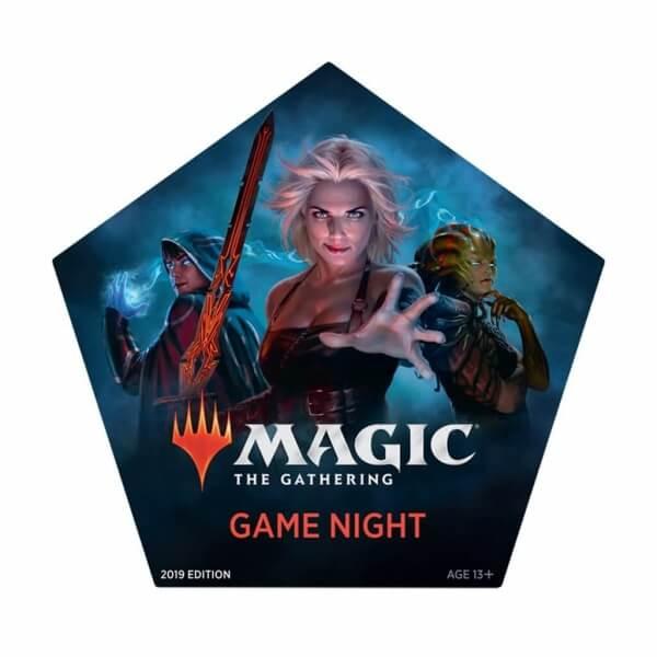 Karetní hra Magic: The Gathering Game Night 2019