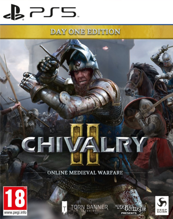 Chivalry 2 - Day One Edition (PS5)