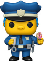 Figurka Simpsons - Chief Wiggum (Funko POP! Television 899)