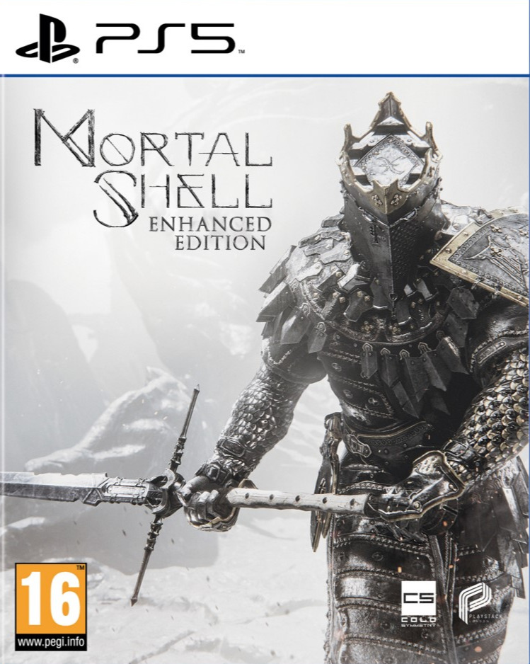 Mortal Shell Enhanced Edition - Deluxe Set (PS5)