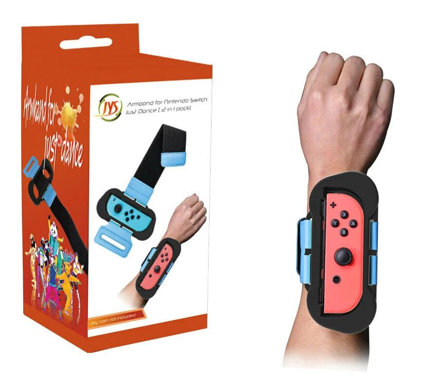 Pásek na ruku pro Joy-Con ovladač (Just Dance) (SWITCH)