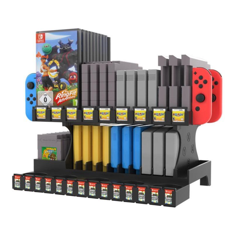 Stojan na hry a příslušenství - Nintendo Generations