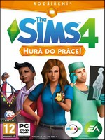 The Sims 4: Hurá do Práce (PC)