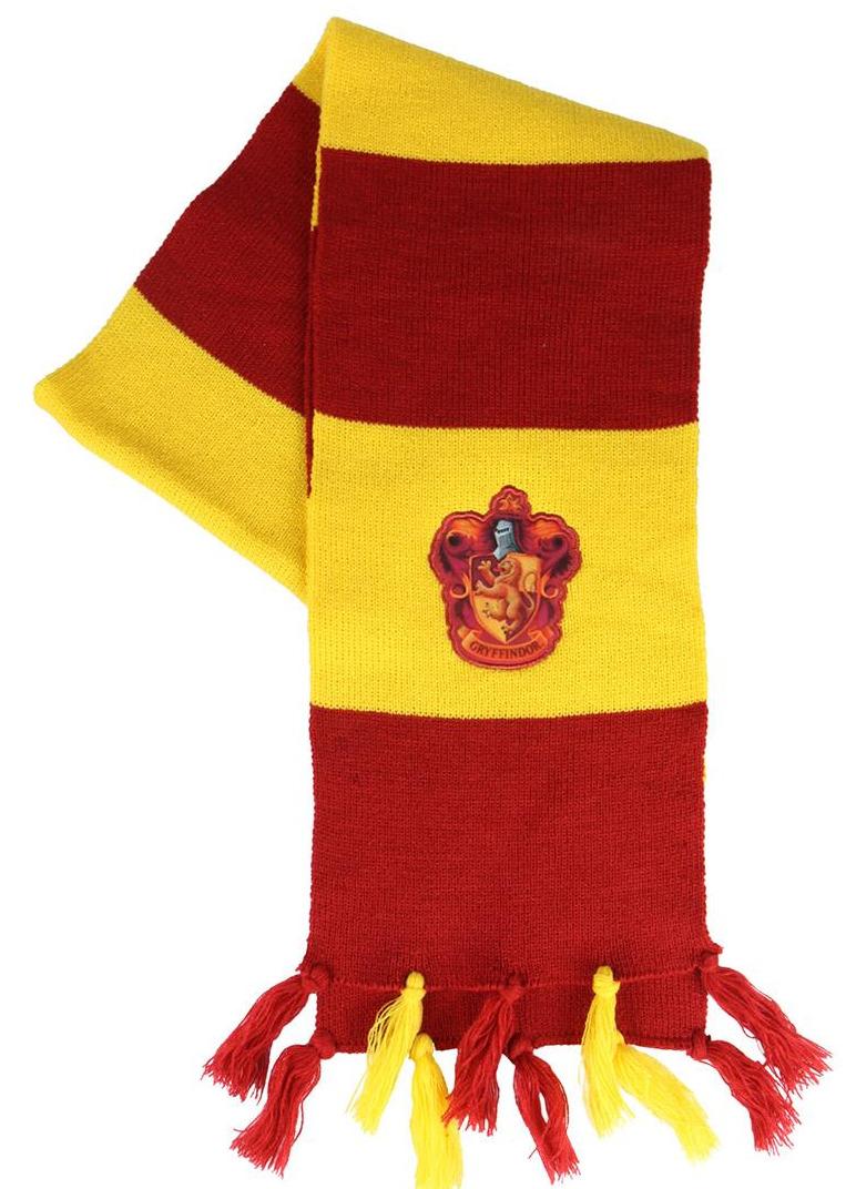 Šála Harry Potter - Gryffindor