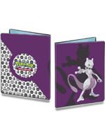 Album na karty Pokémon - Mewtwo (A4)