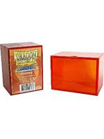 Krabička na karty Dragon Shield - Gaming Box (oranžová)