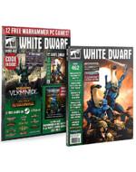 Časopis White Dwarf 2021/03 (Issue 462) + Dárek + 12 PC her zdarma