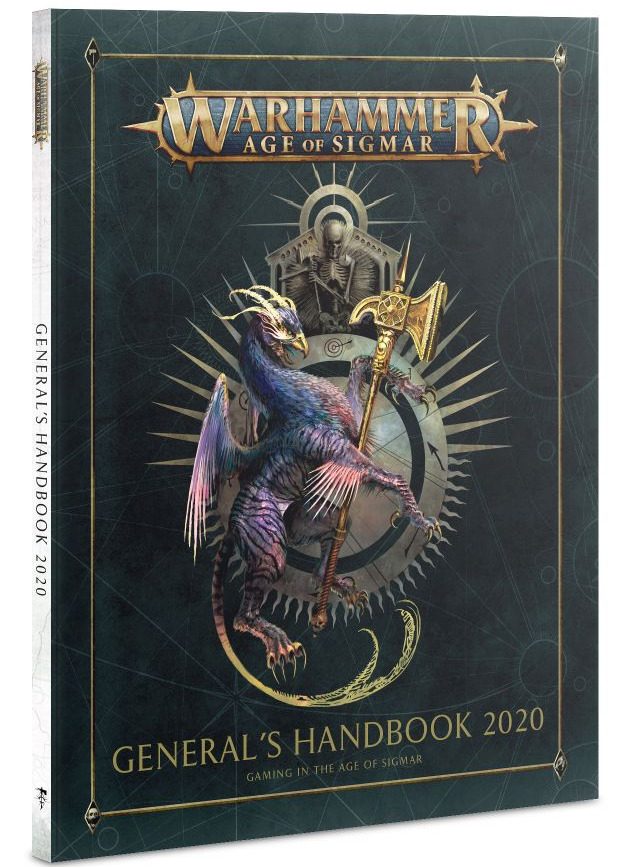 Kniha Warhammer Age of Sigmar - Generals Handbook 2020