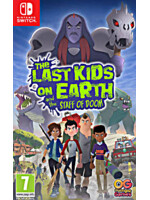 The Last Kids on Earth and the Staff of Doom (SWITCH)
