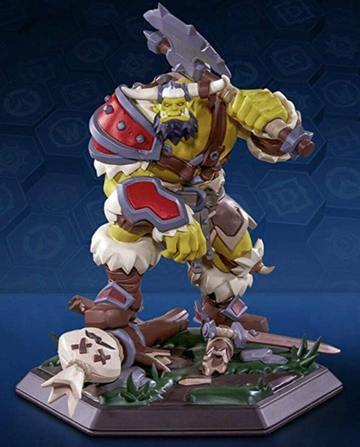 Figurka World of Warcraft - Orc Grunt (Blizzard Legends)