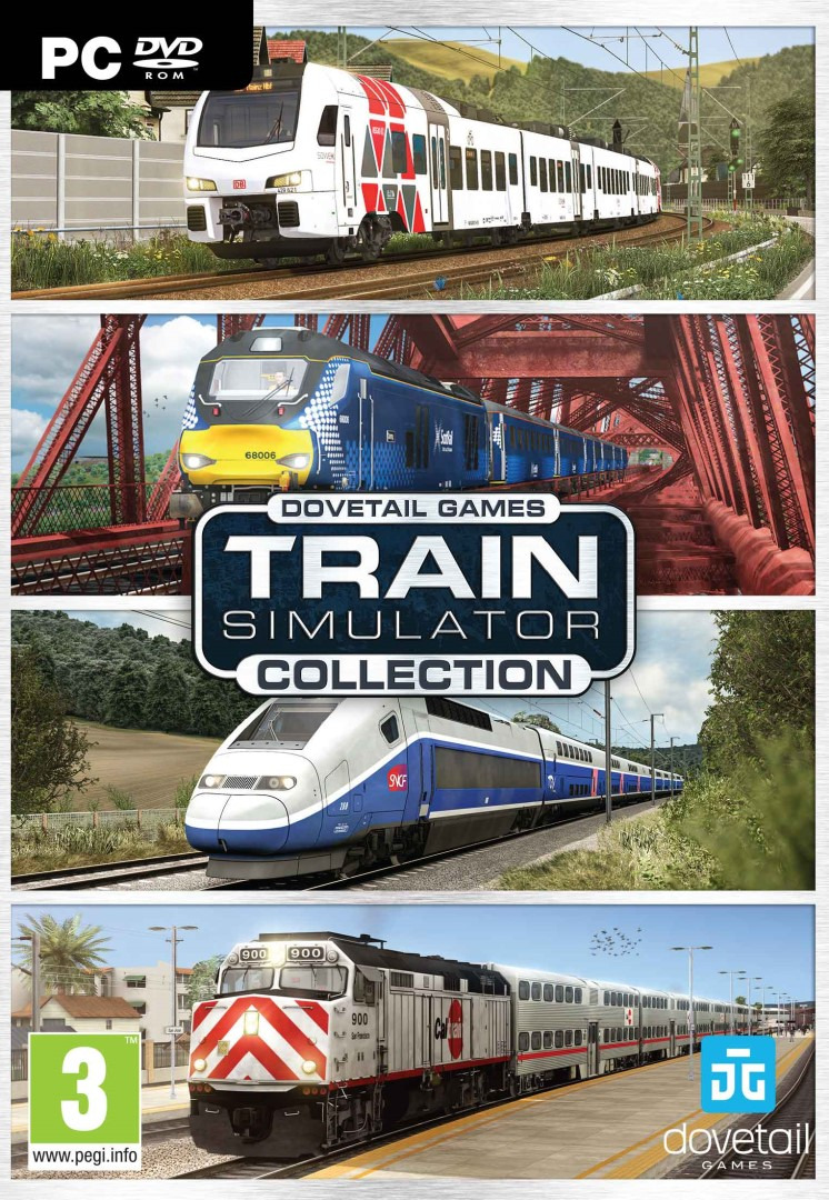 Train Simulator Collection (PC)