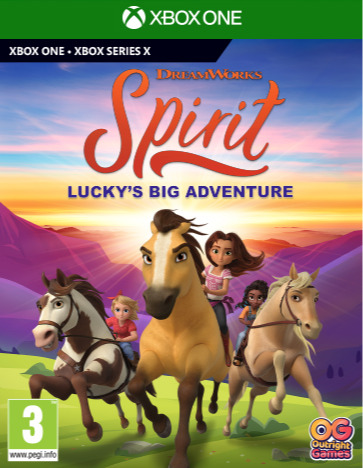 Spirit: Luckys Big Adventure (XBOX)