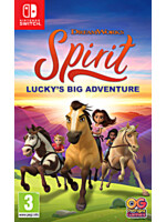 Spirit: Luckys Big Adventure (SWITCH)