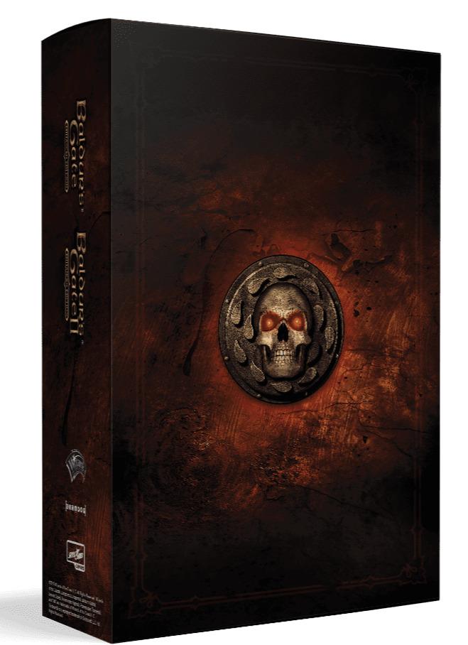 Baldurs Gate I & II: Enhanced Edition - Collectors Pack (PS4)