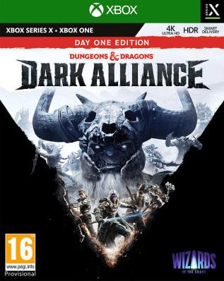 Dungeons & Dragons: Dark Alliance - Day One Edition (XBOX)