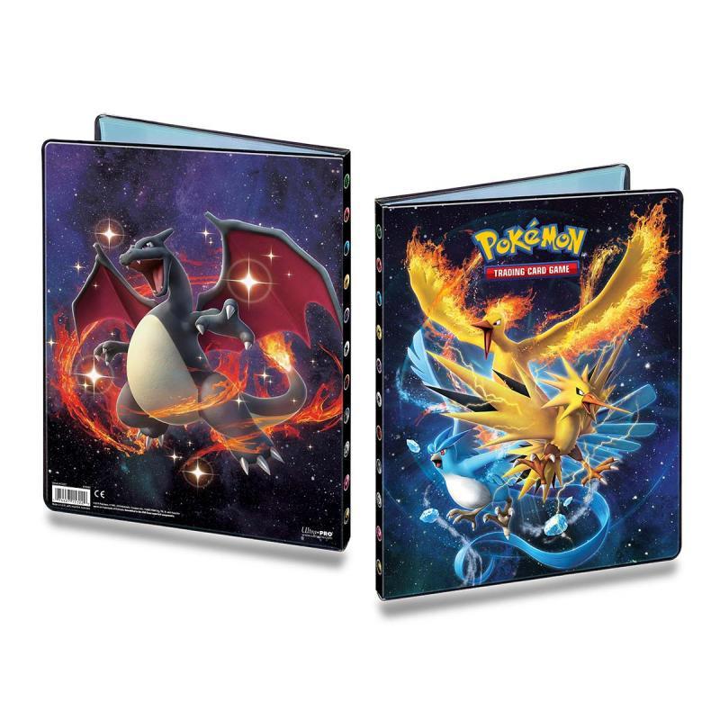Karetní hra Pokémon TCG: Sword and Shield Hidden Fates - A4 Album (252 karet)