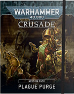 Kniha W40k: Mission Pack Crusade Plague Purge