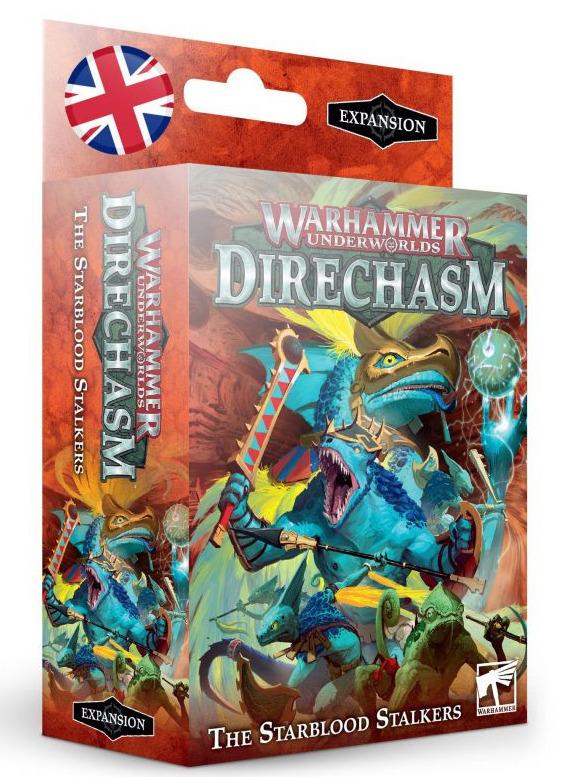 Desková hra Warhammer Underworlds: Direchasm - The Starblood Stalkers (rozšíření)