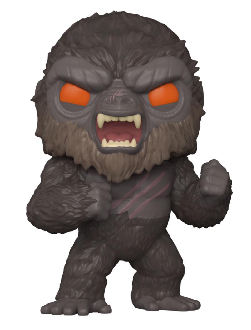 Figurka Godzilla vs Kong - Battle-Ready Kong (Funko POP! Movies 1020)