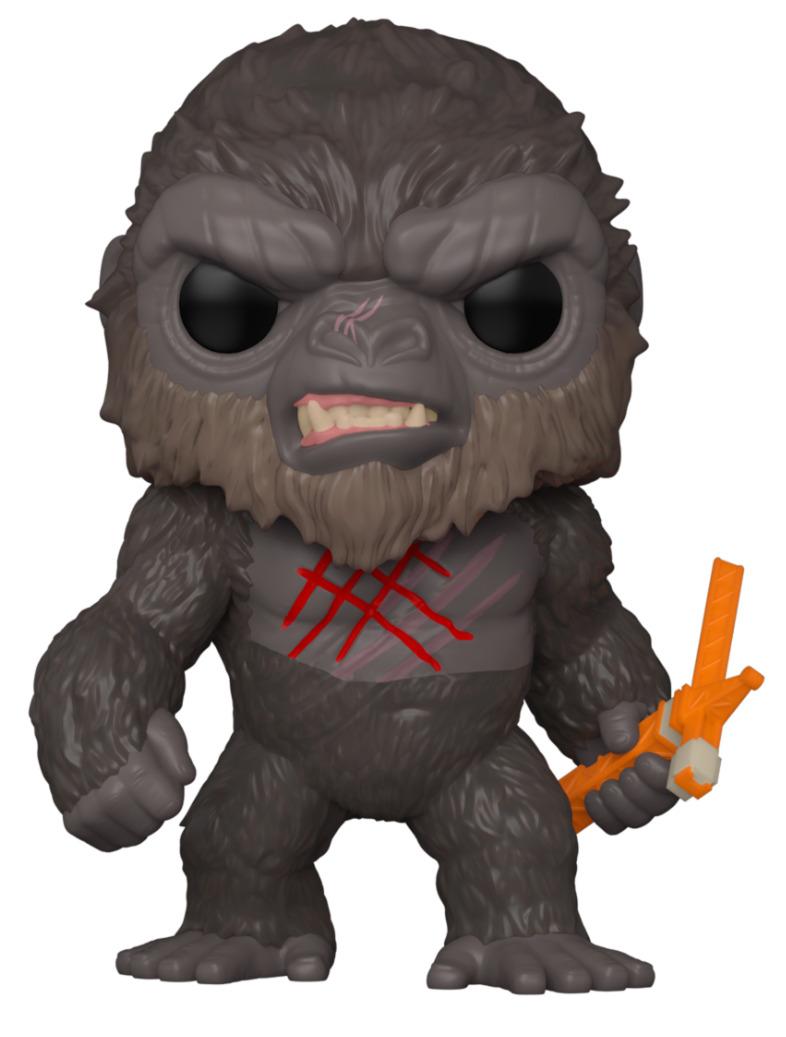 Figurka Godzilla vs Kong - Scarred Kong (Funko POP! Movies 1022)