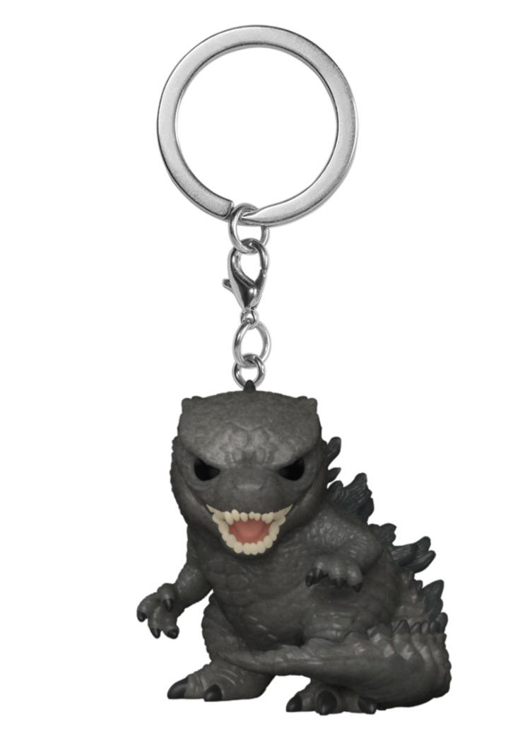 Klíčenka Godzilla vs Kong - Godzilla (Funko)