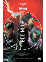 Komiks Batman/Fortnite: Bod Nula #1