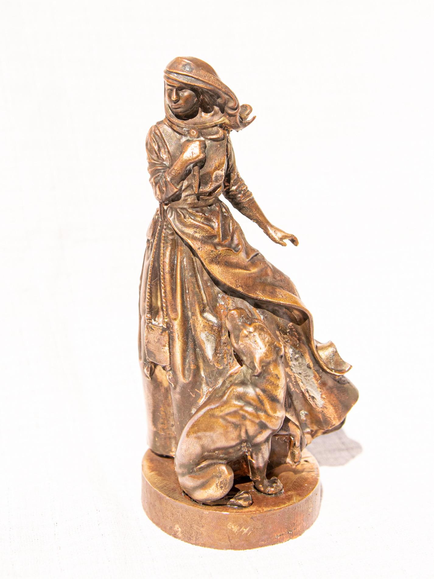 Bronzová soška Kingdom Come: Deliverance - Tereza