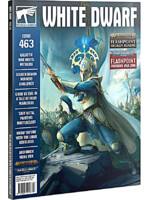 Časopis White Dwarf 2021/04 (Issue 463)
