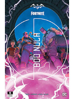 Komiks Batman/Fortnite: Bod Nula #5