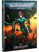 Kniha W40k: Codex: Drukhari (2021)