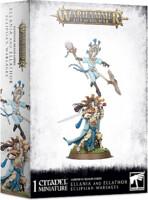Levně W-AOS: Lumineth Realm Lords Ellania and Ellathor, Eclipsian Warsages (1 figurka)
