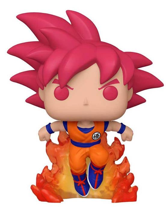 Figurka Dragon Ball Z - Ssg Goku (Funko POP! Animation 827)