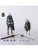 Figurka NieR: Replicant - NieR and Emil Set (Bring Arts Kai)
