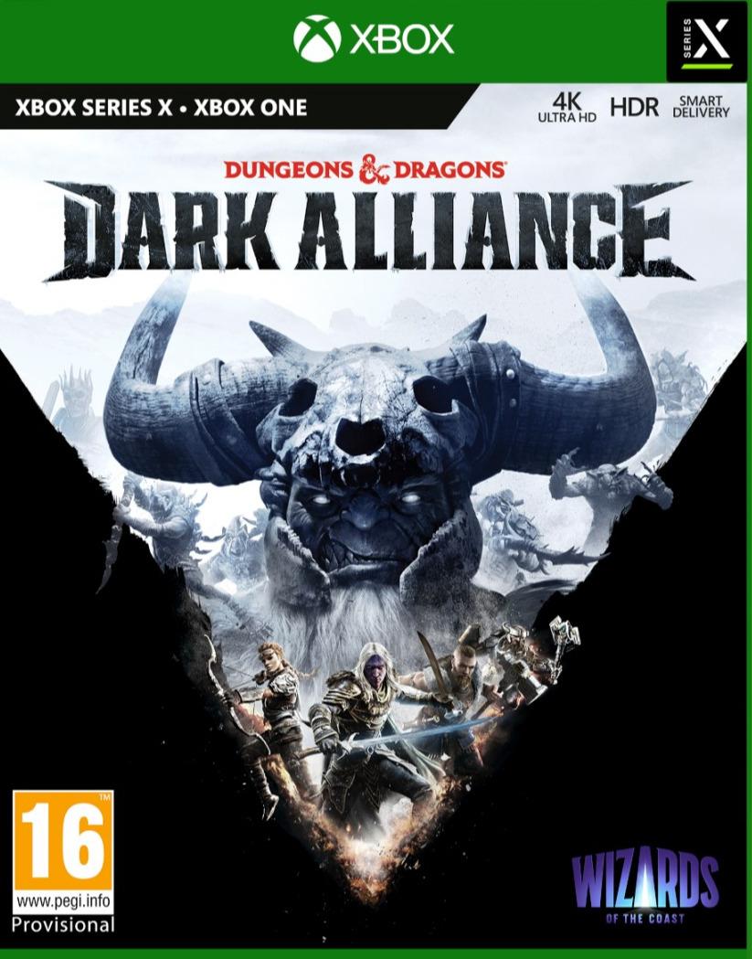 Dungeons & Dragons: Dark Alliance - Steelbook Edition (XBOX)