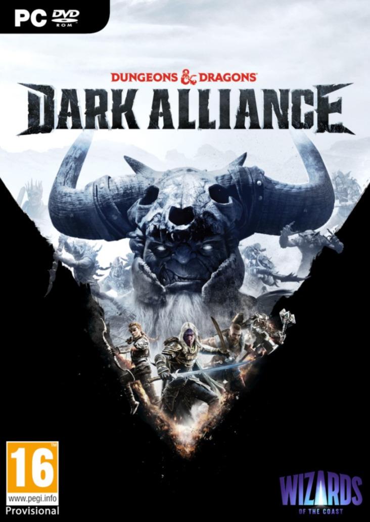 Dungeons & Dragons: Dark Alliance - Steelbook Edition (PC)