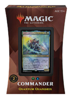 Karetní hra Magic: The Gathering Strixhaven - Quantum Quandrix (Commander Deck)