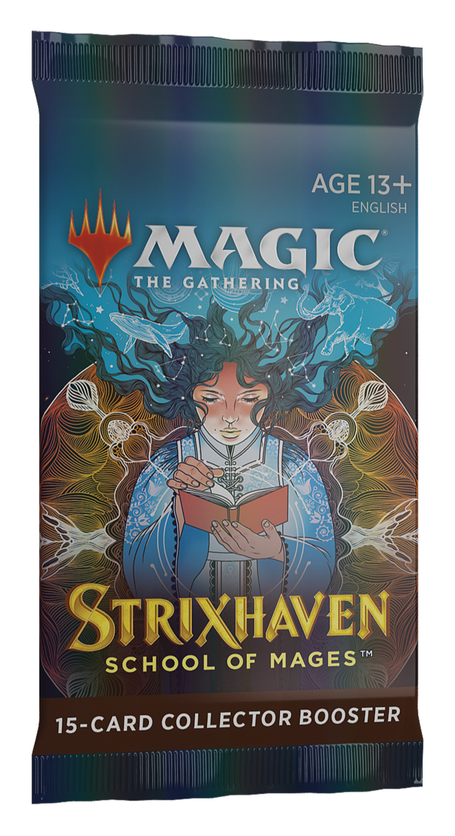 Karetní hra Magic: The Gathering Strixhaven - Collector Booster (15 karet)