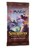 Karetní hra Magic: The Gathering Strixhaven - Set Booster (12 karet)