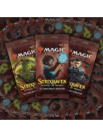 Karetní hra Magic: The Gathering Strixhaven - Draft Booster (15 karet)