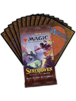 Karetní hra Magic: The Gathering Strixhaven
