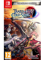 The Legend of Heroes: Trails of Cold Steel IV - Frontline Edition (SWITCH)
