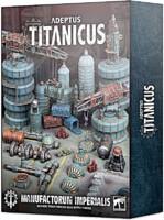 W40k: Adeptus Titanicus - Manufactorum Imperialis